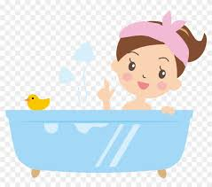お風呂の絵図
